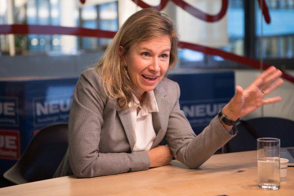 """Eva King über den Digital Campus: """"Wir versuchen, ein Schnellboot zu bauen.""""Hartinger"""