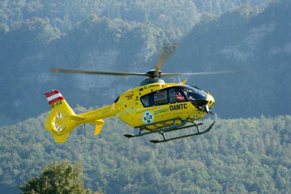 Hubschraubereinsatz.Stiplovsek