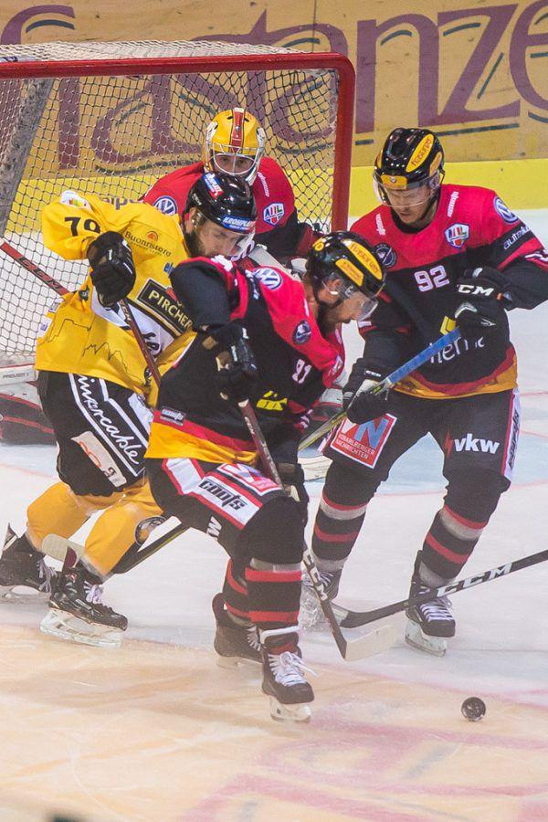 Im einzigen AHL-Heimspiel hielt die VEU den eigenen Kasten sauber.steurer