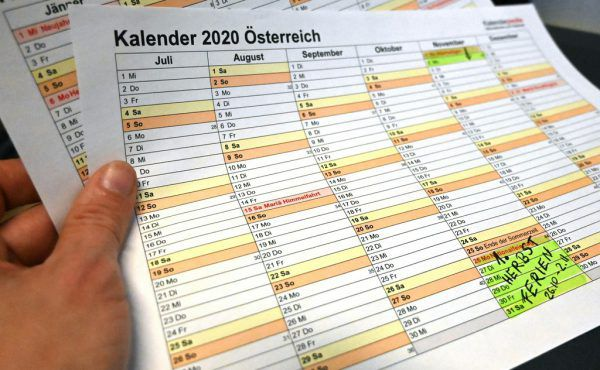 Im kommenden Jahr gibt es erstmals österreichweit Herbstferien.APA (2)