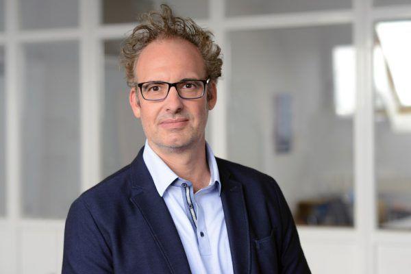 Jens Freiter gründete einst ein Startup und ist heute als Business Angel aktiv.