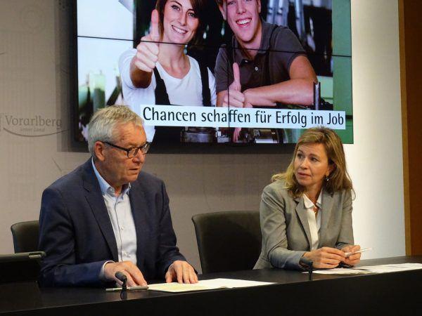 """Landesstatthalter Rüdisser: """"Kosten sollen keine Hürde sein"""".VLK"""