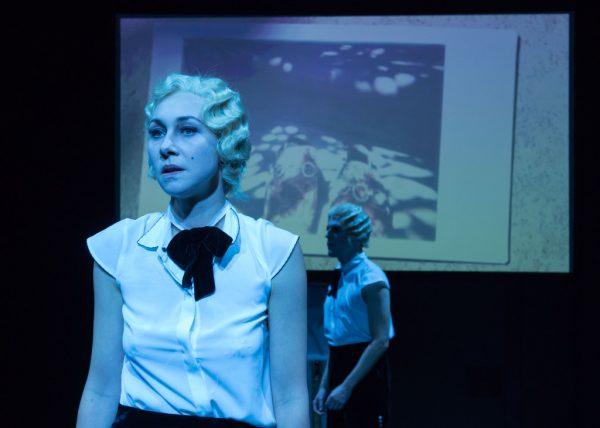 Laura Mitzkus und Peter Bocek sind beide in der Rolle der Therese Zauser zu erleben.Mark Mosman