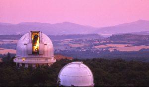 Erfahrungsaustausch im südfranzösischen Observatorium