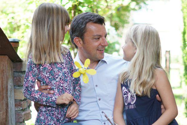 Martin Staudinger fordert kostenfreie Mittagessen für Kinder.SPÖ