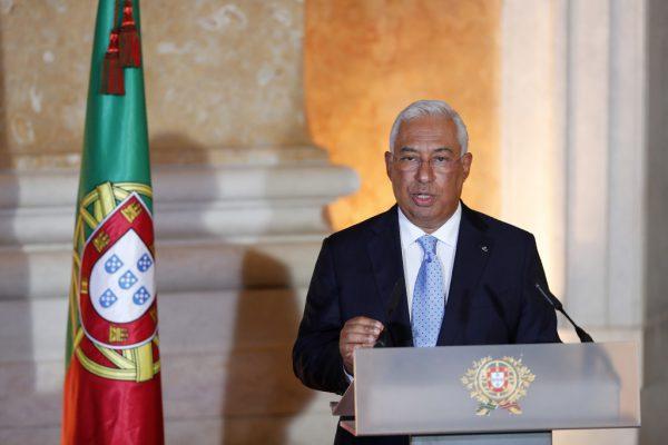 Ministerpräsident António Costa wurde wiedergewählt.AP