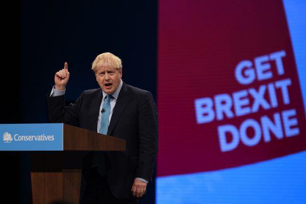 Möchte eine neue, positive Partnerschaft mit der EU: Premier Johnson.Oli SCARFF/AFP
