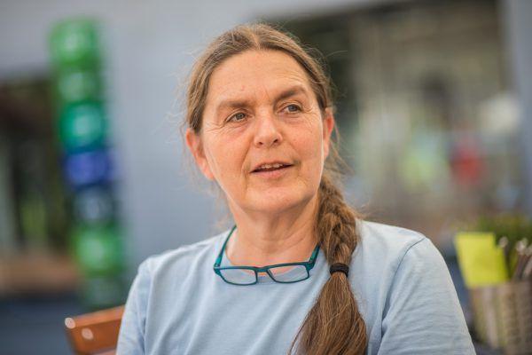 Naturschutzanwältin Katharina Lins.Archiv