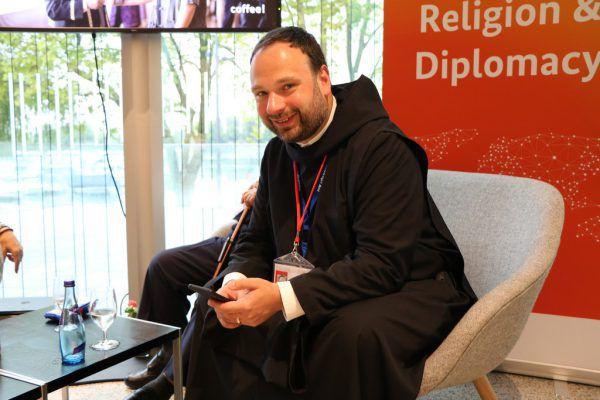 Pater Nikodemus Schnabel lebt in Deutschland und Israel.Julia Baumann