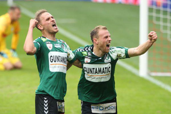 Ried will in Innsbruck den fünften Sieg in Folge.Gepa