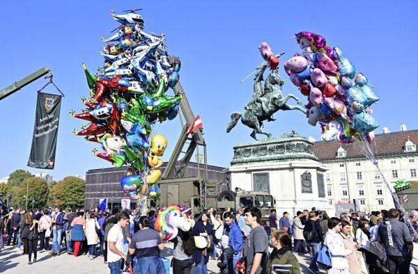 Rund 700.000 Menschen besuchten die Leistungsschau des Bundesheeres in Wien.