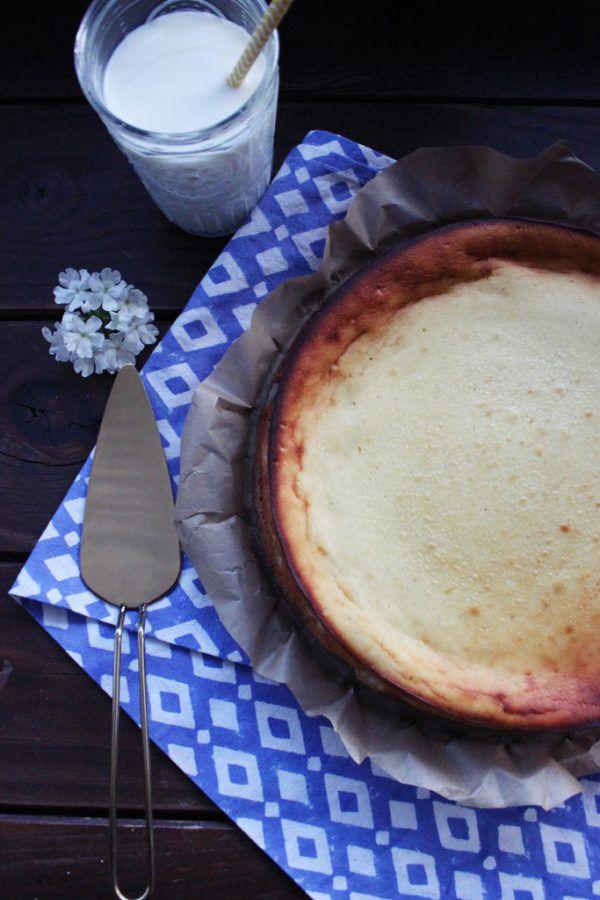 Schnell gemachter und leckerer Käsekuchen.