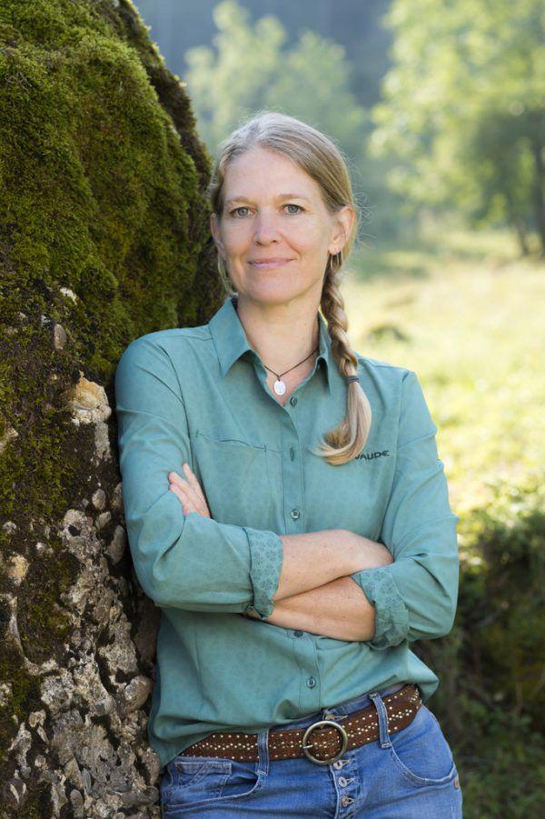 Setzt auf Umweltbewusstsein und Nachhaltigkeit: Vaude-Geschäftsführerin Antje von Dewitz.Vaude/ Nicole Maskus-Trippel(2)