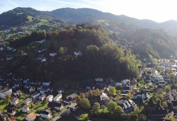 Stadt hat einen Großteil des Hügels (38.878 Quadratmeter) erworben.Stadt Dornbirn