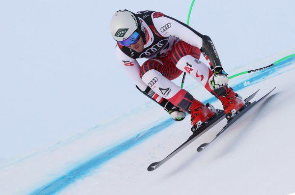 Thomas Graggaber wird zukünftig die Skier von Daniel Danklmaier präparieren.APA, Gepa