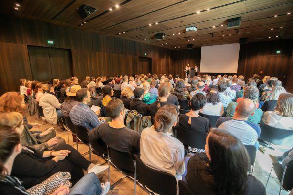 Um das Kindeswohl ging es bei der Tagung in Bregenz. VLK/Sams