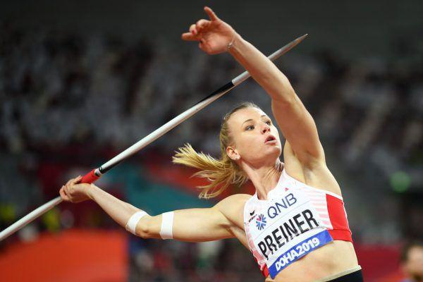 Verena Preiner ist auf Bronzekurs.apa