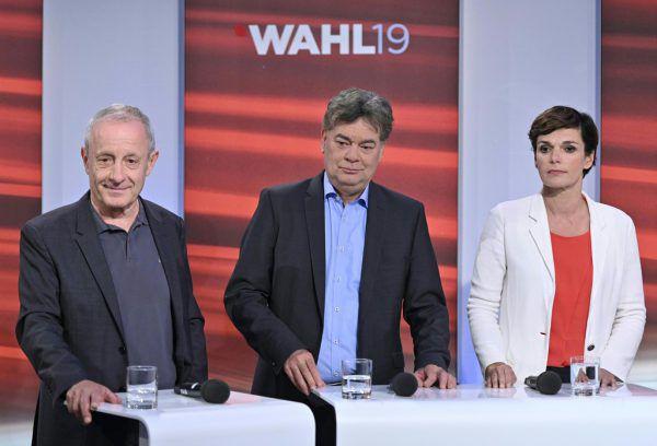 Werner Kogler machte sich am Dienstag zum weiteren Sondieren bereit, Pamela Rendi-Wagner steht dafür nicht mehr zur Verfügung. Reuters