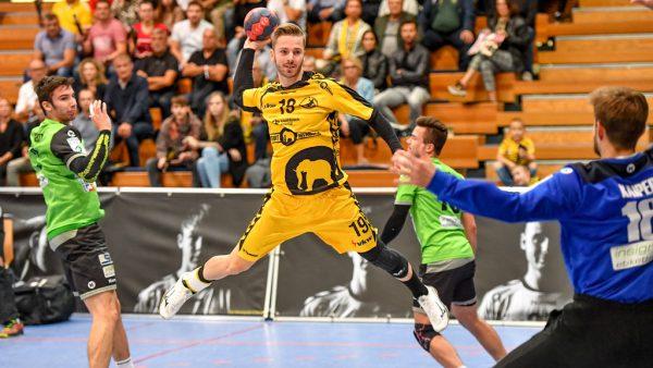 Zu Hause will Nico Schnabl Punkte für Bregenz holen. gepa/lerch