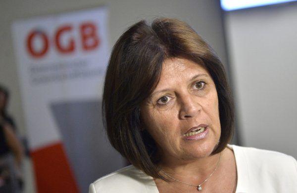 AK-Präsidentin Renate Anderl.apa/Pfarrhofer