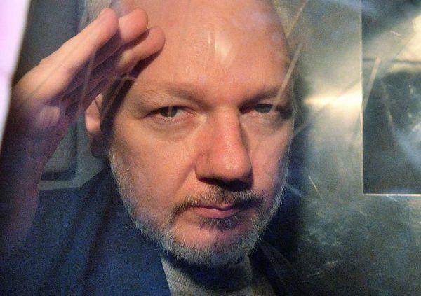Assange droht weiterhin Haft in den USA.AFP