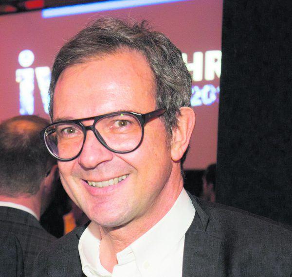Bernhard Ölz gibt einen Einblick.Hartinger