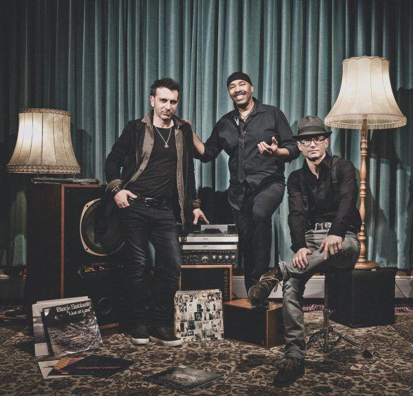 Das Blues-Trio. Handout/Konzett