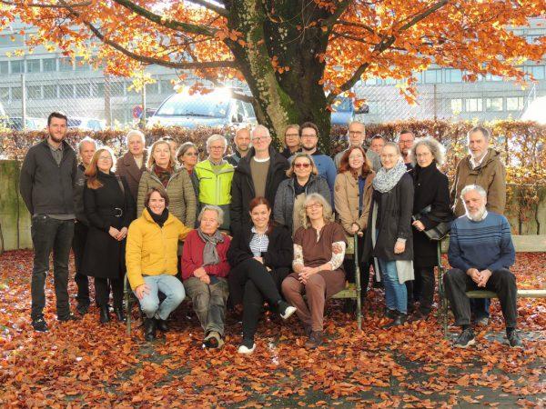 Das neue Führungsteam der Feldkircher Grünen kommt stark verjüngt daher. Grüne Feldkirch
