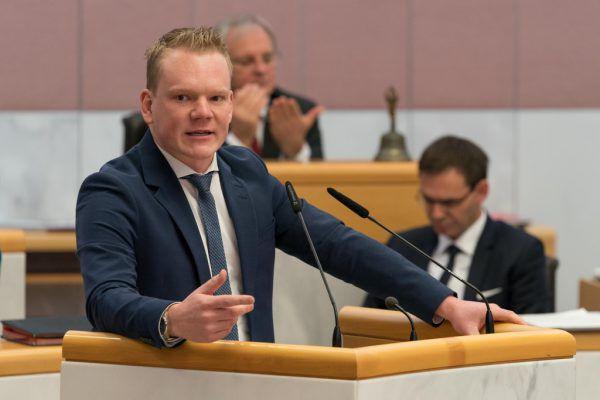 Christof Bitschi fordert Antworten von der Landesregierung.Stiplovsek