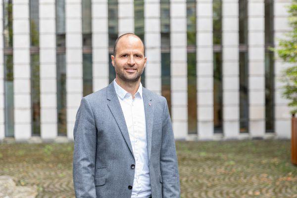 Wirtschaftslandesrat Marco Tittler. Daniel Mauche