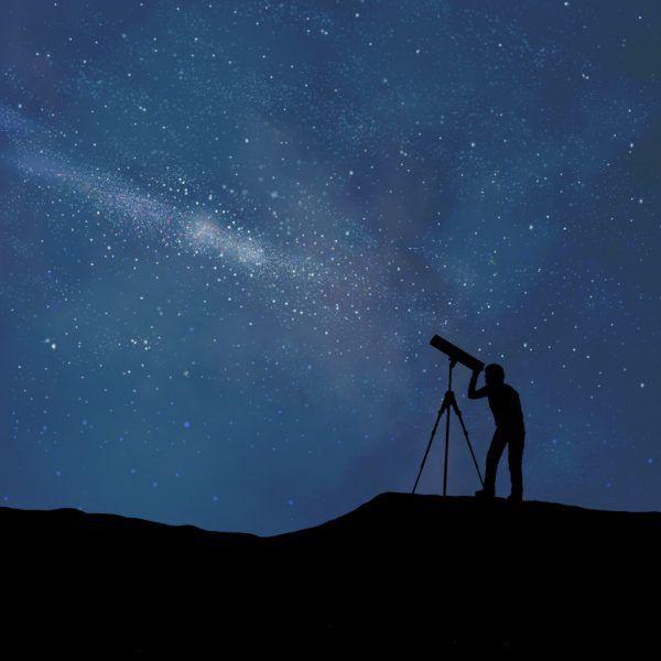 Um die Venusbedeckung zu beobachten, ist ein Teleskop oder Fernglas nötig. Shutterstock