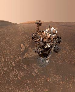 Mars-Rover besteht Fahrprüfung