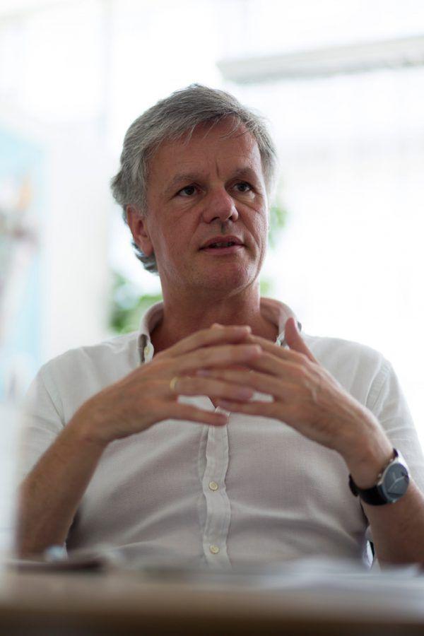 Geschäftsführer Gerald Fleisch bestätigte, dass es eine Änderung geben wirdRoland Paulitsch