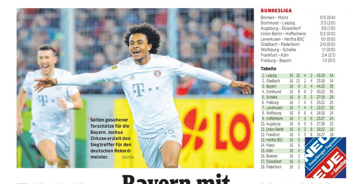 Tageszeitung Bayern