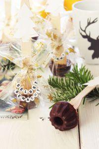 Geschenkidee: Orangenlikör-Trinkschokolade