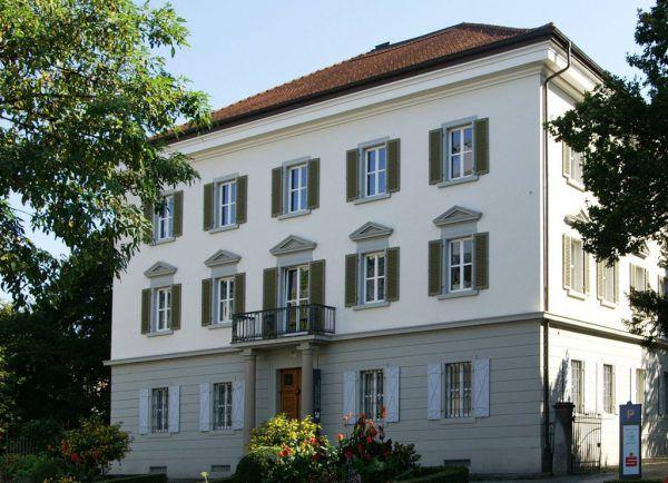Im Gemeindehaus in Dornbirn sind Gemeinde- und Umweltverband sowie die Gemeindeinformatik untergebracht.Gemeindeveband