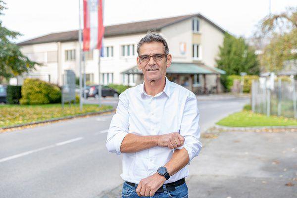 Wird Bürgermeister von Fußach: Peter Böhler.Daniel mauche