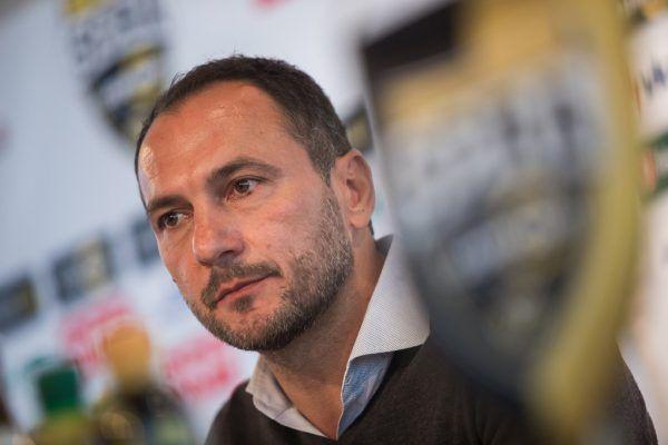 SCR-Altach-Sportdirektor Christian Möckel blickt kritisch auf die Herbstsaison zurück. Dennoch bleibt der 47-jährige Deutsche optimistisch für das kommende Jahr.steurer