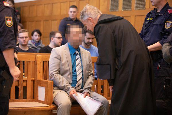Kein Grundrechtsverstoß im Prozess um BH-Mord.KLaus Hartinger, Archiv