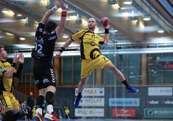 Zu Hause setzte es für Bregenz eine überraschende Niederlage gegen Bärnbach.gepa