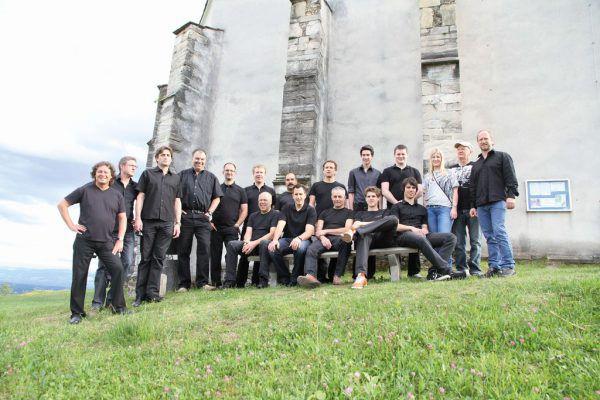 Big Band Walgau. Peter Schmid