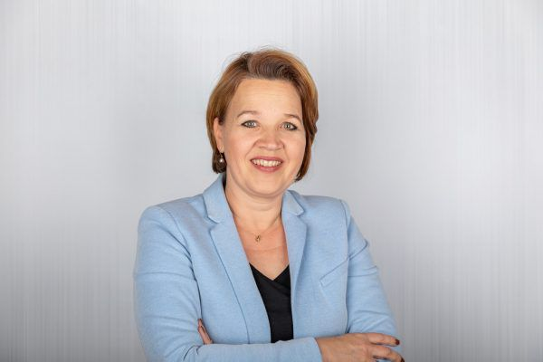 Bürgermeisterin Kaufmann.Mauche