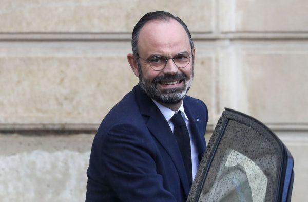 Der französische Premierminister Eduard Philippe. AFP