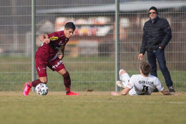 Der Wechsel von Erling Haaland (unten) zu Borussia Dortmund löste eine kleine Rochade aus. Salzburg holte Mergim Berisha (links) zurück, und Altach reagierte mit der Verpflichtung von Julio Villalba (rechts).gepa, 2 steurer