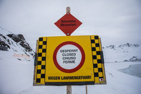 Kaltfront bringt noch mehr Schnee bis ins Tal. Philipp Steurer
