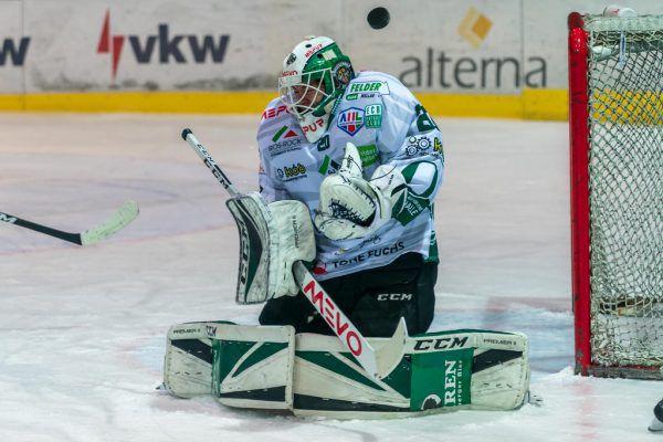 Torhüter Felix Beck kehrte vom U20-Nationalteam zurück. stiplovsek