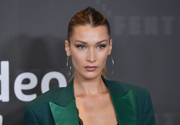 Model Bella Hadid.  APA/AFP
