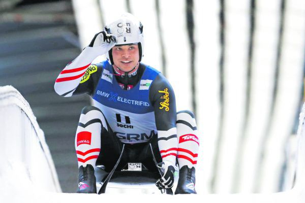 Obwohl Müller ohne Medaille blieb, war er nicht unzufrieden.Reuters