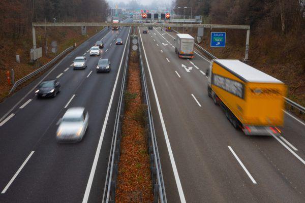 Zum Missfallen der Gemeinden Lustenau und Hohenems trat die Mautbefreiung im Dezember 2019 in Kraft. Das Infrastrukturministerium empfiehlt nun auf Basis einer Evaluierung die Beibehaltung.NEUe Archiv