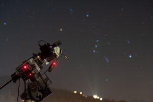 Beteigeuze – ein Stern vor seiner Explosion
